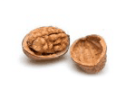 Walnuts add to muesli.